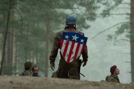 The First Avenger.....
