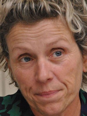 Frances McDormand (Three Billboards)