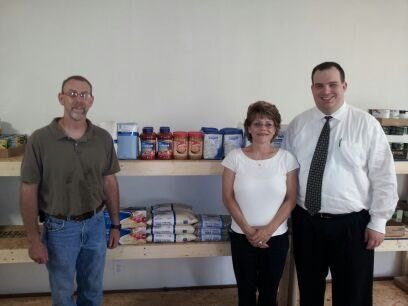 Grace Food Pantry, 311 Main Street, Guyandotte United Methodist Church