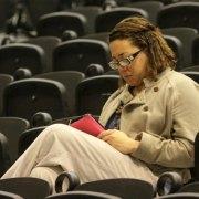 Brandi Jacobs-Jones, director of Adm. & Finance