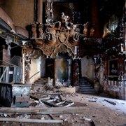 RKO Flushing Lobby Decay