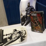 Artist Steve Scott's Batman Display