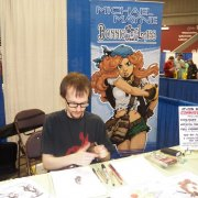 Michael Mayne writer/artist for Red 5 comics