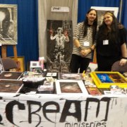 "Exhibitors from ""Scream"" mini-series"