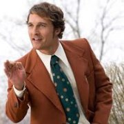 "Matthew McConaughey as Coach Lengyel from ""We Are Marshall"""