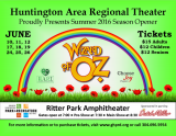 """This Weekend """"Wizard of Oz"""" Opens"""