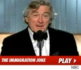 Deniro courtesy NBC