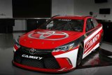 NASCAR SATURDAY NOTEBOOK: Toyota introduces new 2015 Camry race car