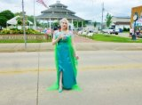 Elsa of WV Guest at 26th Annual Old Central City Days