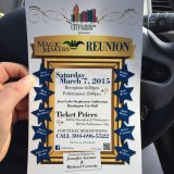 Magic Makers Reunion and On Stage Productions This March Weekend