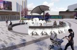 Huntington Council Approves Renovated Arena Plaza