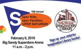 United Way Ushers in Super Family Event
