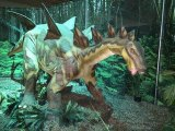 Dinosaur Display this Weekend at Big Sandy Arena