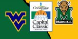 Herd, Mountaineers set for Capital Classic