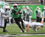 Turnovers Costly in @HerdFB Home Loss Against FIU