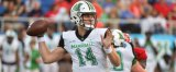 MCGILL: @HerdFB Falls Short at Florida Atlantic