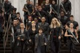 Scene from Insurgent and the coming battle