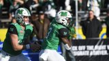 Marshall Football Makes a Bowl Game Comeback; Holds on for Win