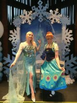 It's Nearly Summer, but Elsa the Ice Princess Continues Partying