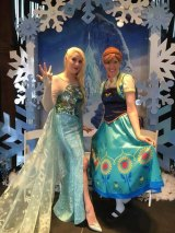 Elsa, Anna, Batman attend Superhero, Princess Block Party Saturday in Ashland
