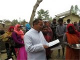 Teams Distribute Food, Shoes, Supplies to Afflicted on World Leprosy Day