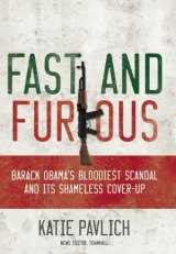 BOOK REVIEW: 'Fast and Furious': Obama, Holder Can Run But They Can't Hide This Bone-Headed Operation -- Or Can They?