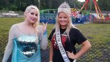 Elsa Visits Wayne County Fair at Camden Park IMAGES