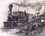CIVIL WAR OP-ED: 150th Anniversary of America's Great Locomotive Chase