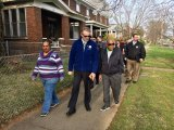 Upcoming Walks with Mayor Steve Williams