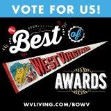 Huntington Nominated for WV Living Awards