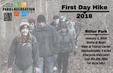 First Day Hike Slated at Ritter Park