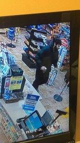 Huntington Police Seek Robbery Suspect