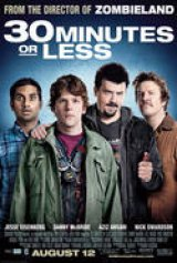 """30 Minutes or Less,"" Funny Without Forcing Humor; Great Action Flick"