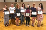 Seven Women Graduate from Her Place
