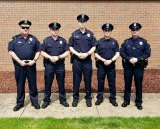 State Police Academy Grads Join HPD