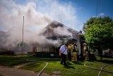 W. 9th Avenue Fire