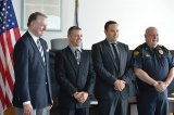 New Huntington Police Officers Sworn In