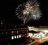 Fireworks Prohibited in Huntington
