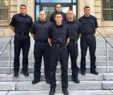 Promotions Occur at Huntington Fire Department