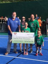Huntington All Inclusive Playground Receives Donation