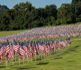 Healing Field Continues Through Sept. 13