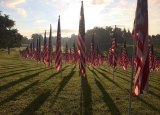 Healing Field Returns to Huntington's Park