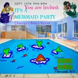 Mermaid Nichole and Finny Friends     IMAGES
