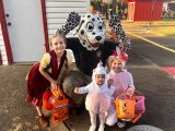 IMAGES:  Huntington Safety Town Halloween Celebration