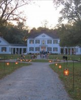 Mansion by Candlelight at Blennerhassett Island State Park Oct. 14 and 15, 2016