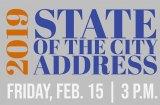 Mayor Williams' State of City Feb. 15