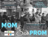 Mom, Son Prom Slated for March