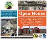 Marshall, City Sponsor Forum , Open House