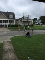 Huntington Street Hoops Code Enforcement Expected to be Council Topic