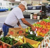 Central City's Farmers Market Opens This Weekend